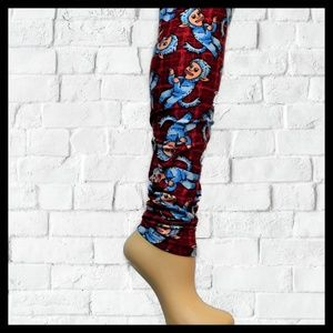 NWT LuLaRoe Leggings Where The Wild Things Are